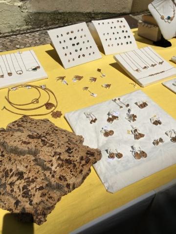 Cork Jewellery