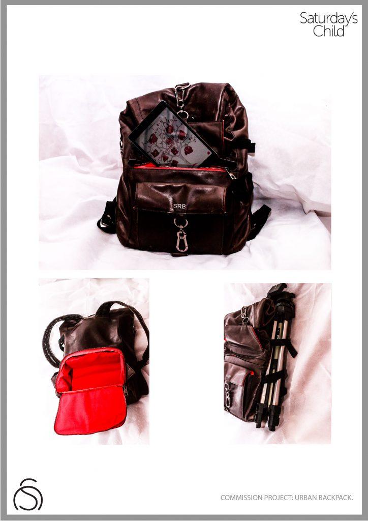 Saturday's Child - Urban nomad bag project-02