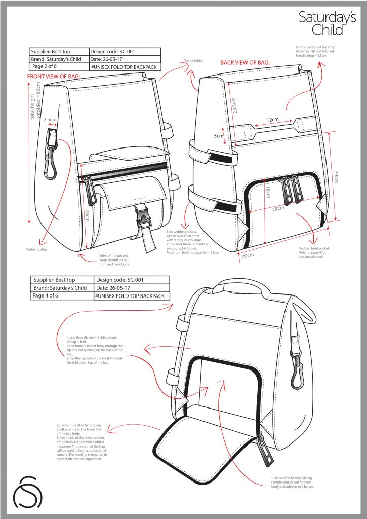 Saturday's Child - Urban nomad bag project-04
