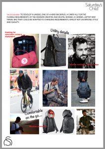 Saturday's Child - Urban nomad bag project-05