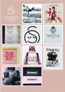 Saturday's Child Junior Project 1